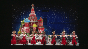 Les Noëls du monde - Pont Saint Esprit - Mapping vidéo