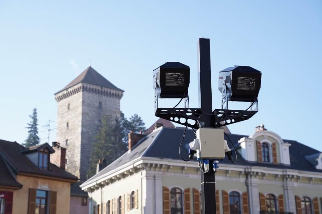 Proietta Impressive 1200/2500 - Annecy